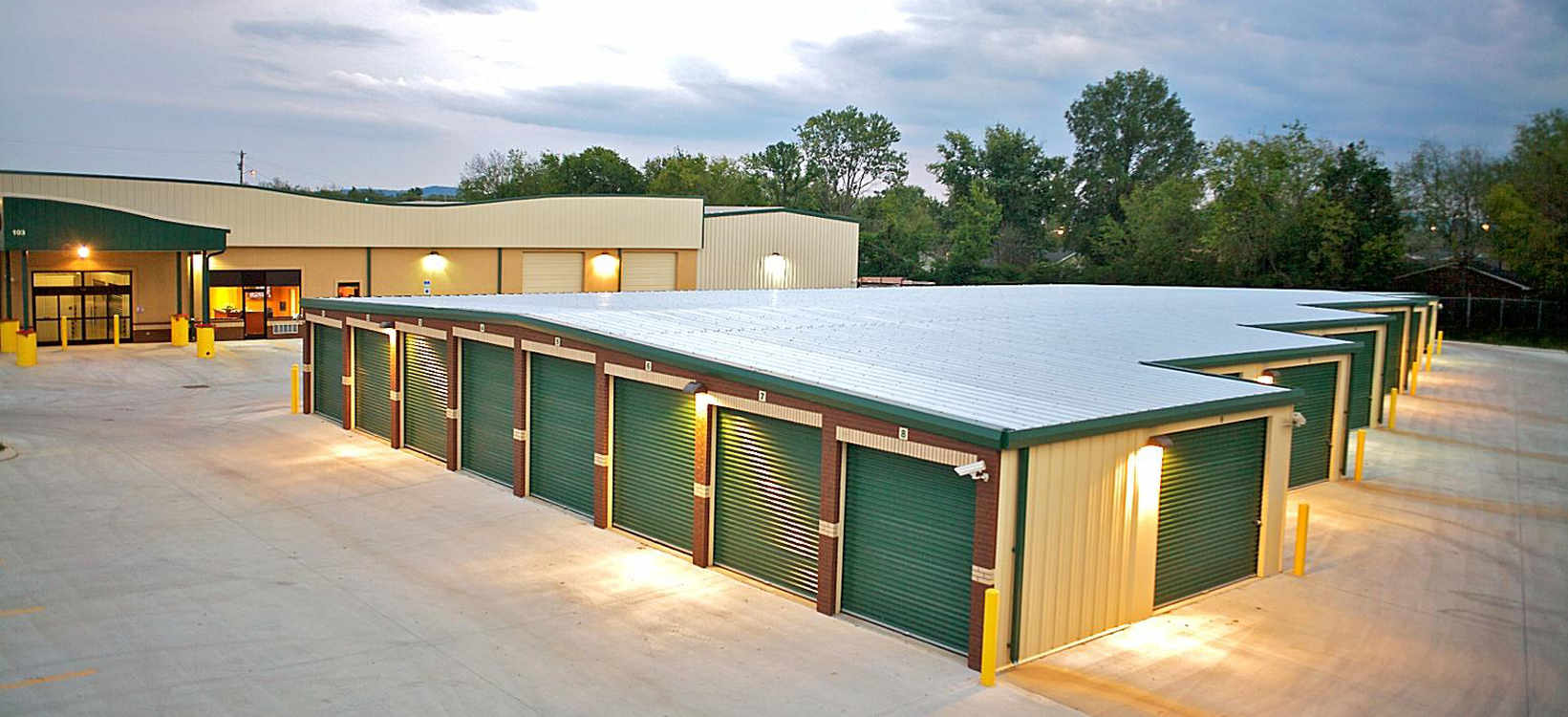 Bon Self Storage Space In Lebanon, TN 37087 With All Things Storage